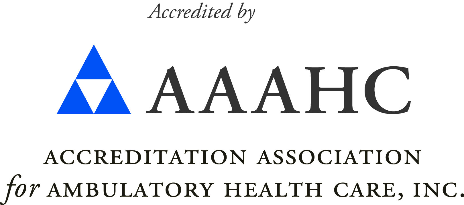 Accredidation Association for Ambulatory Health Care Inc.