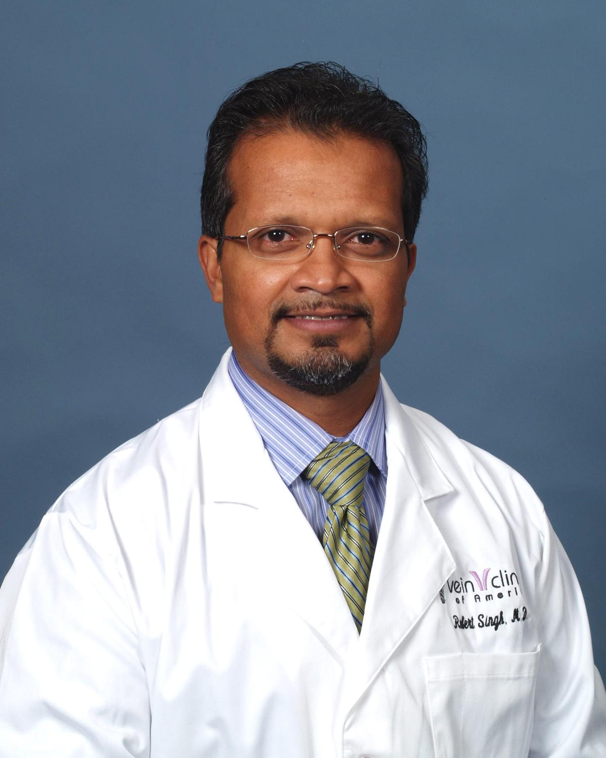 Dr. Singh of Vein Clinics of America