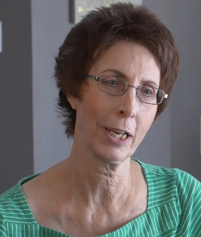 Sharon's patient testimonial for Vein Clinics of America