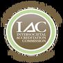 IAC Accreditation Seal for Vein Center