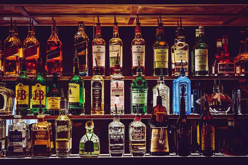 negative effects alcohol vein health