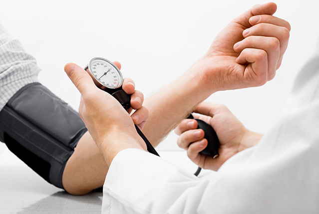 Men's Health Month Check Your Blood Pressure