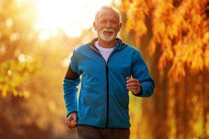 Men's Health Month Man Exercising