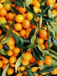Orange Mange Smoothie Recipe