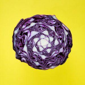 Purple Cabbage Smoothie Recipe