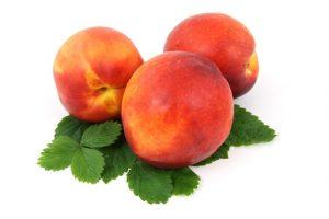 Peach Orange Ice Cream Recipe