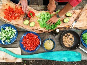 eat healthy self improvement month