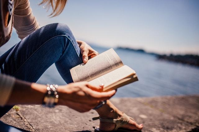 read a book self improvement month