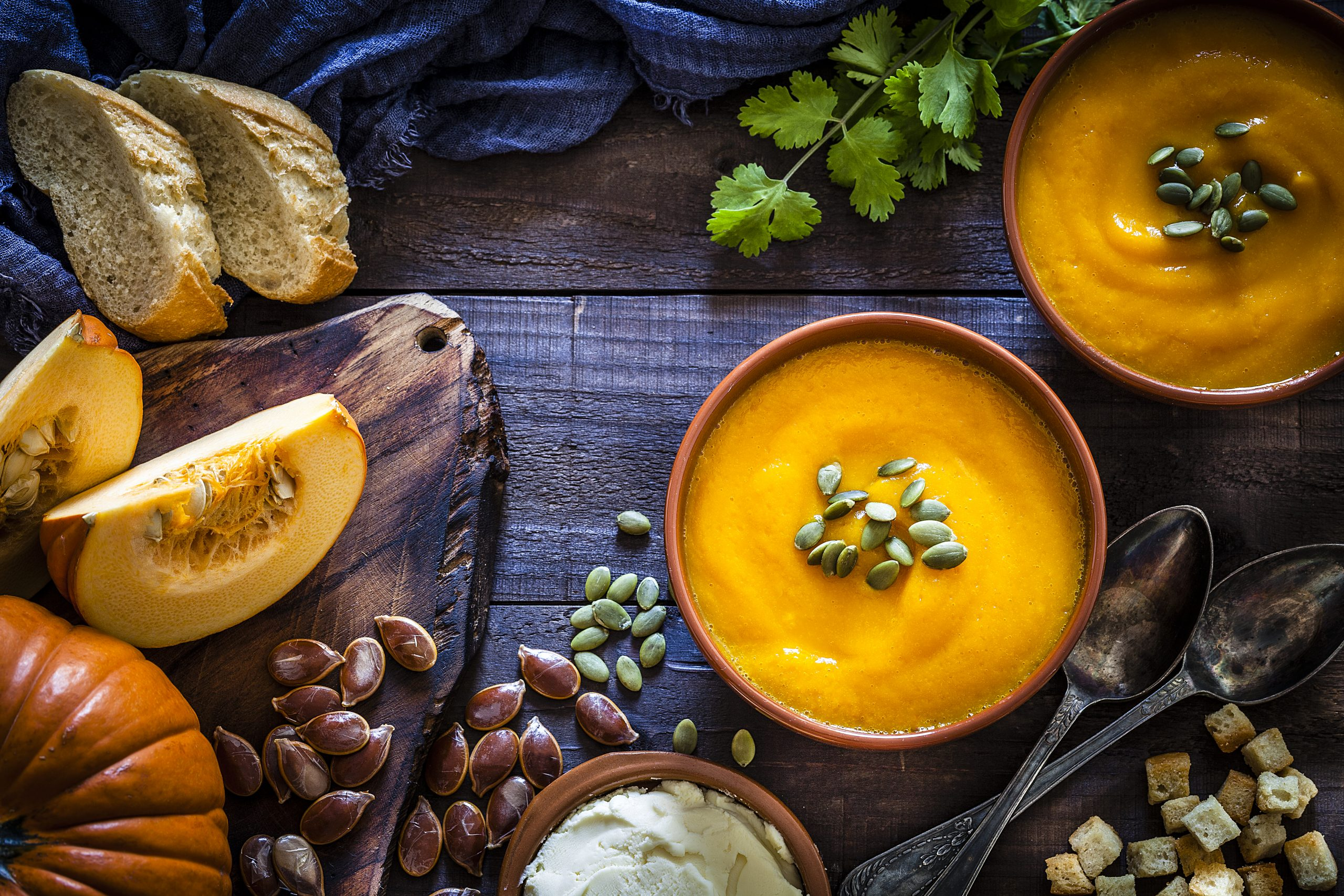 fall foods for vein health