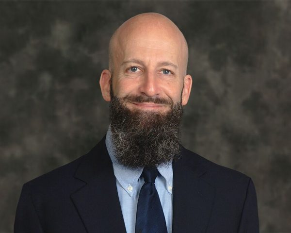 Dr. Brian Baxt headshot